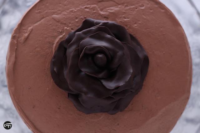 gateau au chocolat qui monte bien