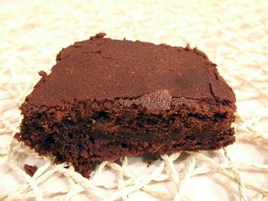 gateau au chocolat revisite