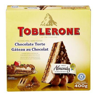 gateau au chocolat toblerone