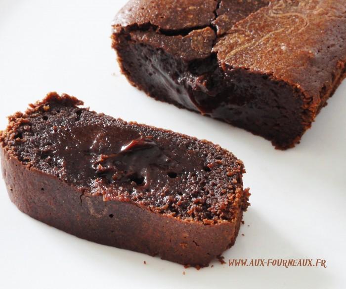 gateau au chocolat tres fondant