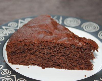 gateau au chocolat vite fait