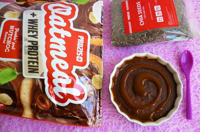 gateau au chocolat whey