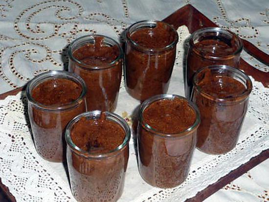 mousse au chocolat 2 oeufs