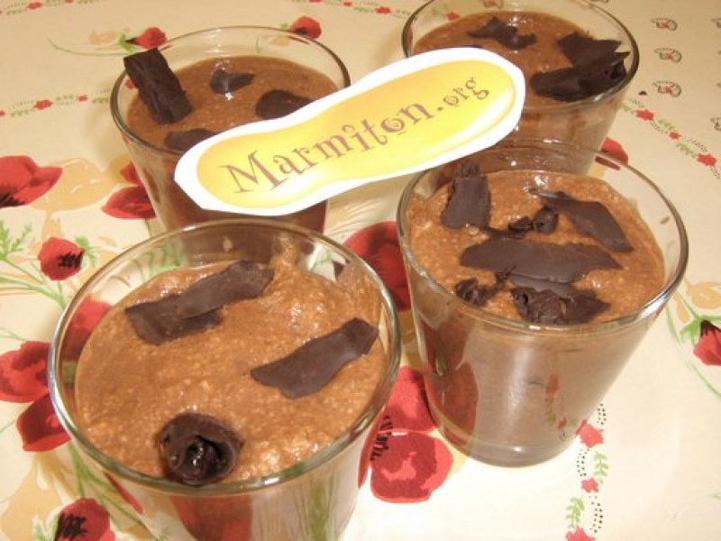 mousse au chocolat 2 personnes marmiton