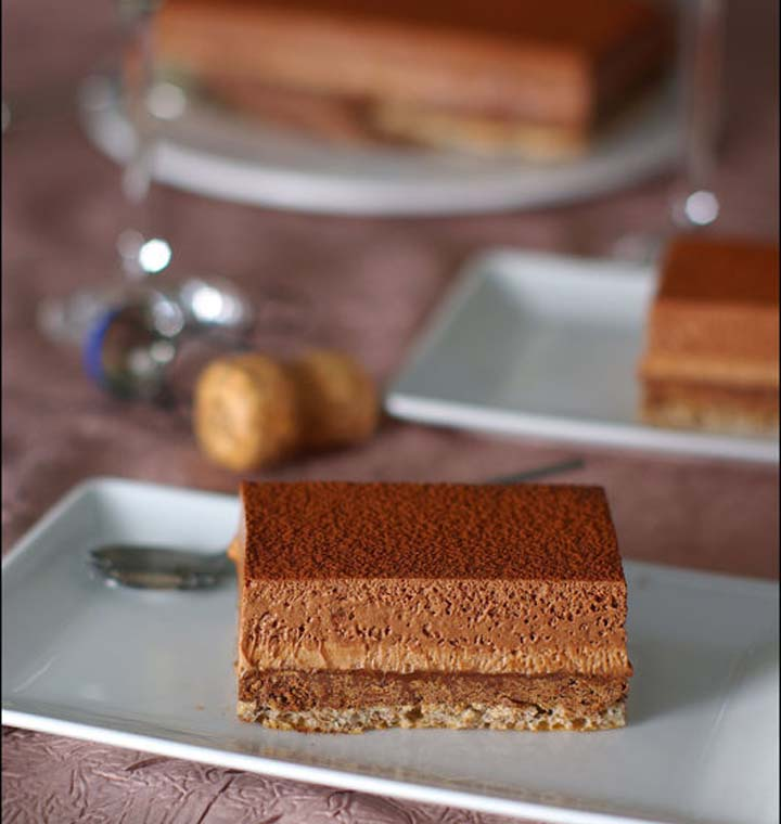 mousse au chocolat 3 ingredients