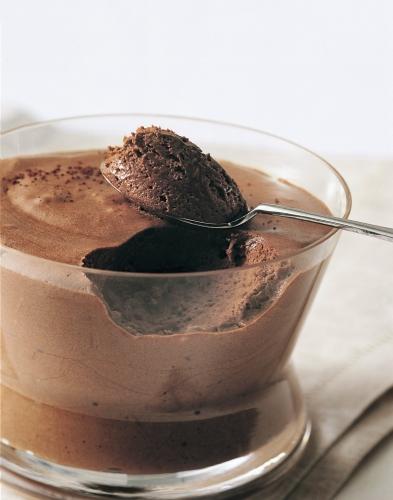 mousse au chocolat 30 minutes