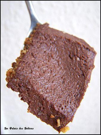 mousse au chocolat agar agar