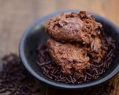 mousse au chocolat companion