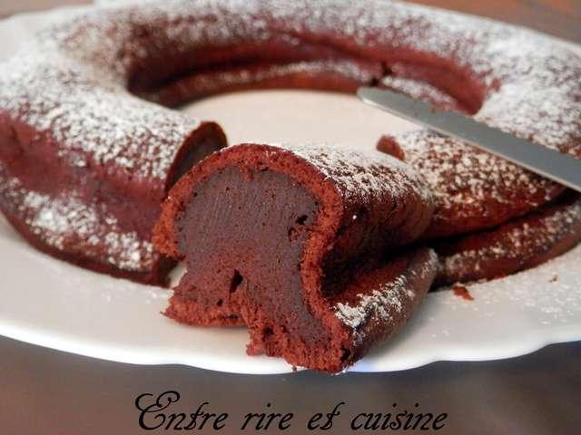 mousse au chocolat d'antan