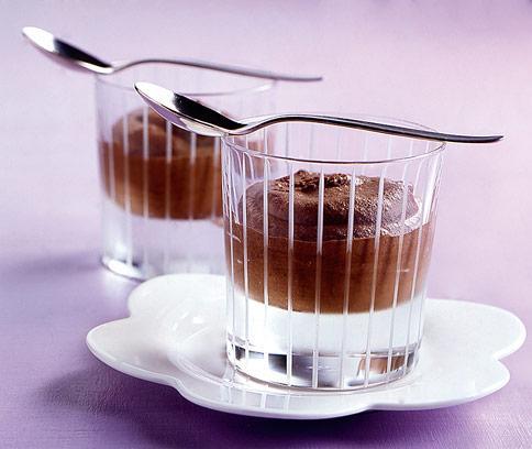 mousse au chocolat essen und trinken
