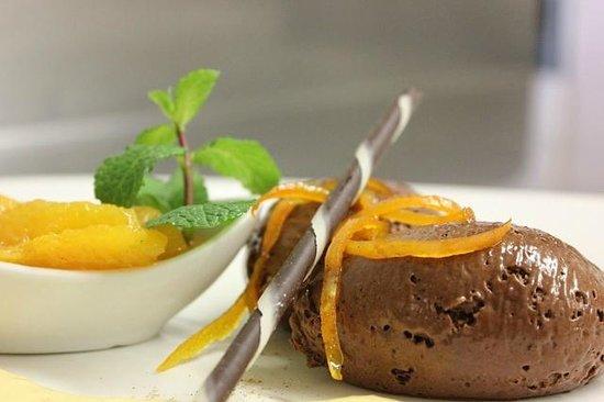 mousse au chocolat grand marnier