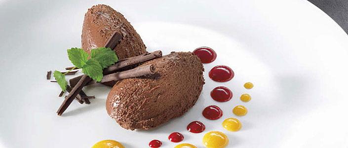 mousse au chocolat gu