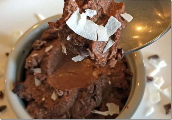 mousse au chocolat keto