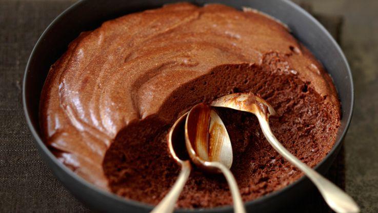 mousse au chocolat maison conservation