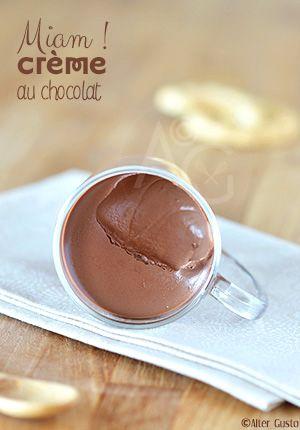 mousse au chocolat ne prend pas