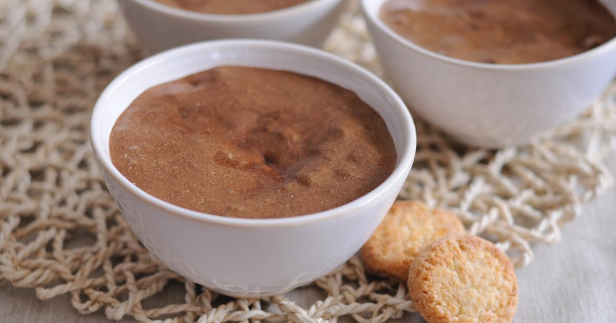 mousse au chocolat noir 5 oeufs