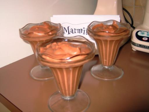 mousse au chocolat onctueuse marmiton