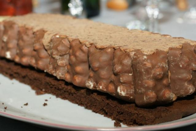 mousse au chocolat ourson guimauve