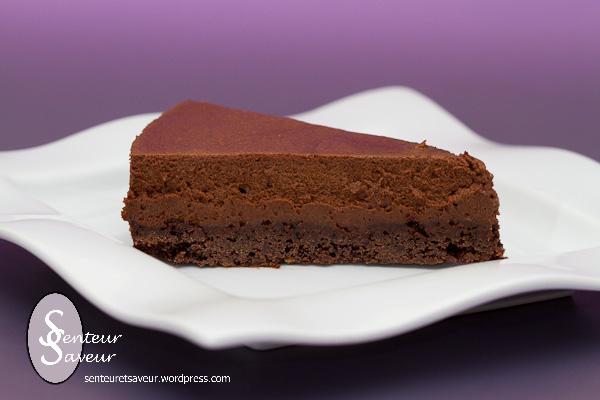 mousse au chocolat pour gateau