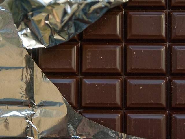mousse au chocolat qui dechire