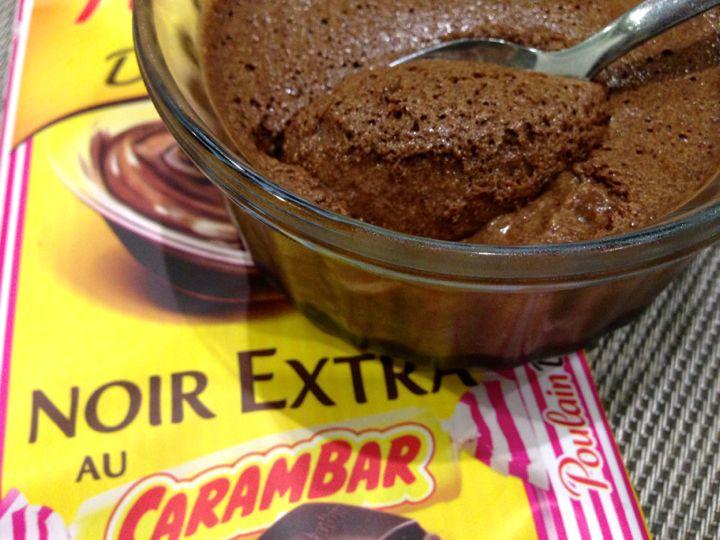 mousse au chocolat ultime