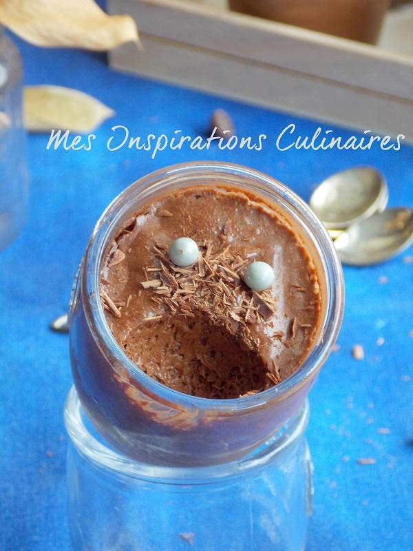 mousse au chocolat un oeuf