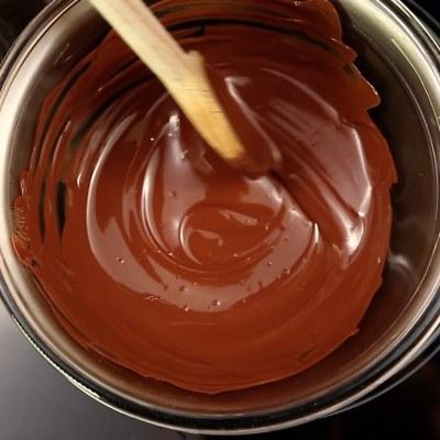 mousse au chocolat une personne