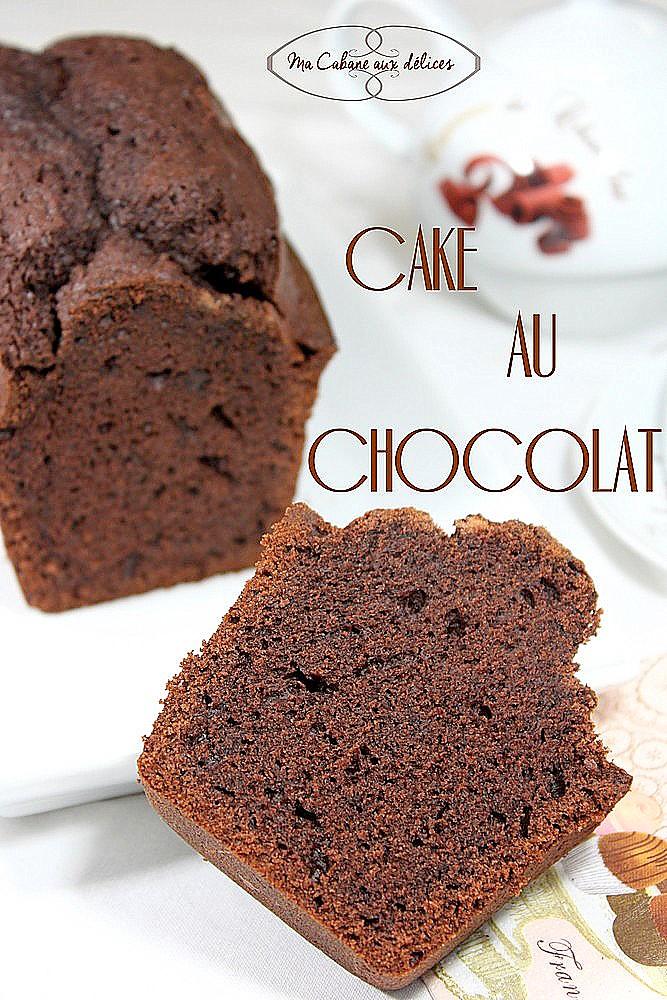 gateau au chocolat en poudre sans beurre - Les desserts au ...
